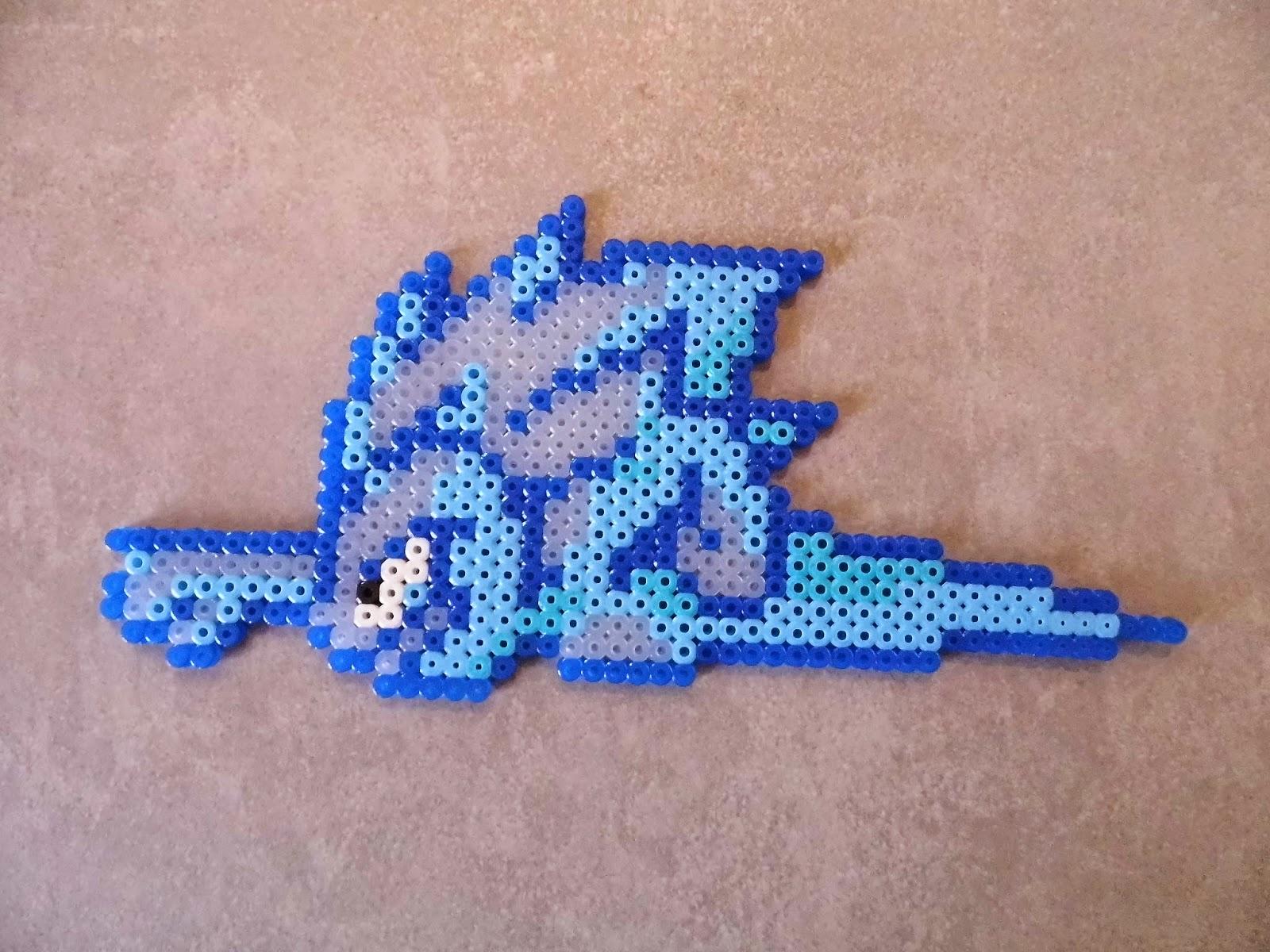 Pixel Art En Perle Hama Dragon Ball En Perle Hama