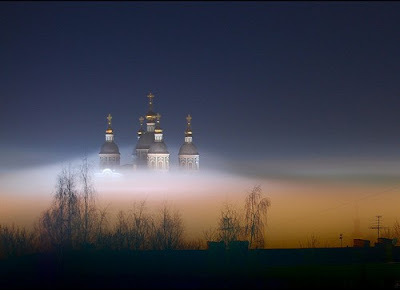 Ciudades conquistadas por la niebla - Smolensk, Rusia