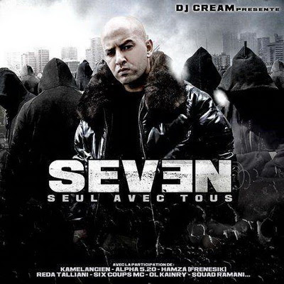 Seven & Dj Cream - Seul Avec Tous (2008)