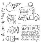 CTMH's June Stamp of the Month - Ice Cream Dream (S1506)