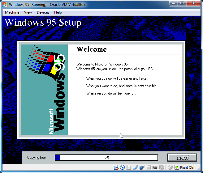 Blog archives towererogon for Windows 95 iso