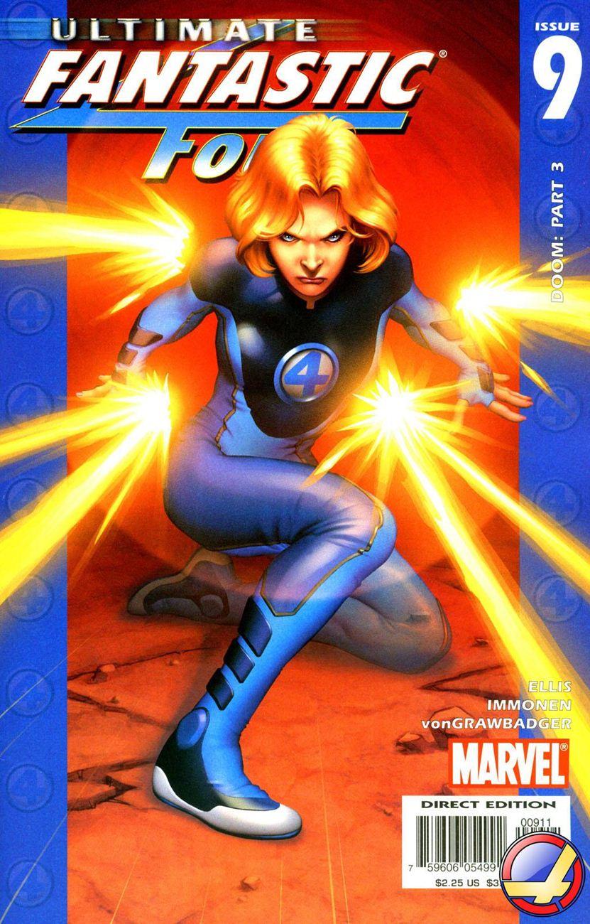 Ultimate Fantastic Four chap 9 - Trang 1