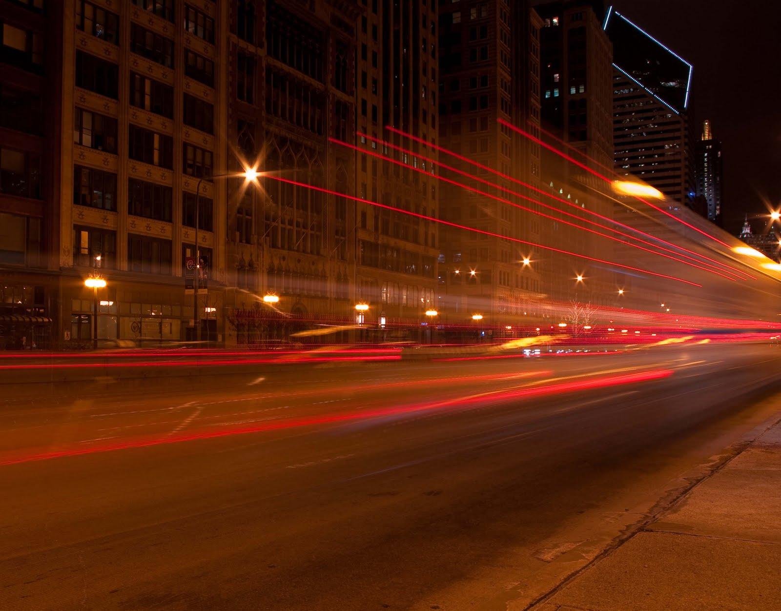 Photographing Carnival Rides At Night Displaying 20> Imag...