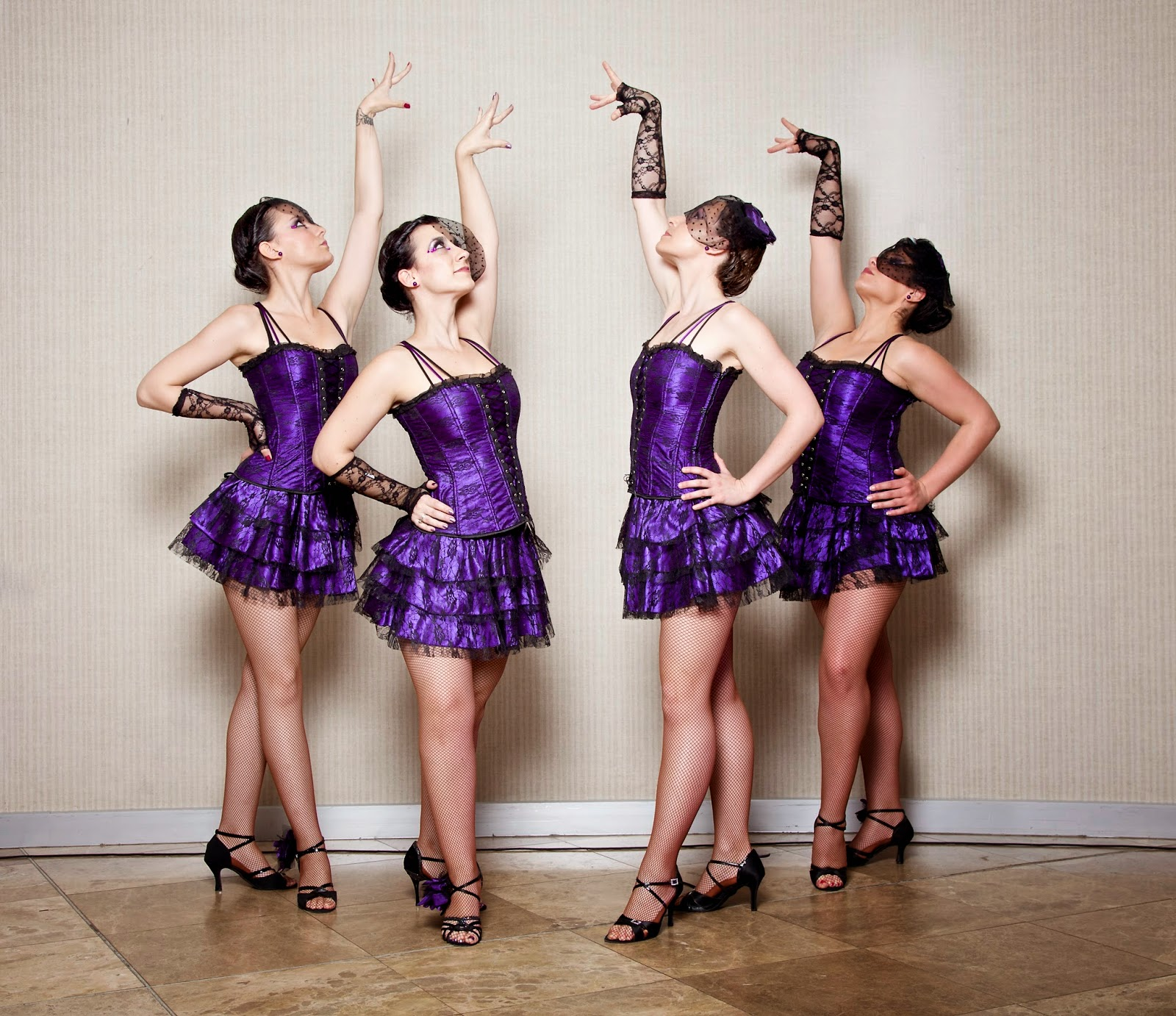 Medias de baile