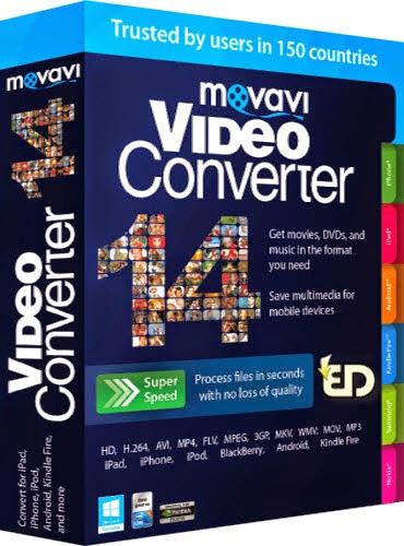 Movavi Video Converter 14.3.0 Multilanguage