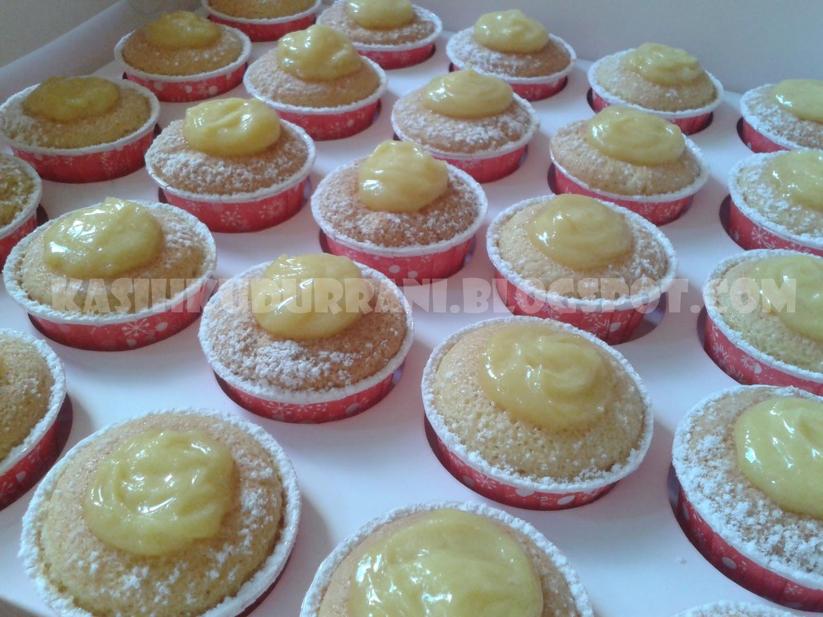 25 pcs Hokkaido Chiffon Cupcake