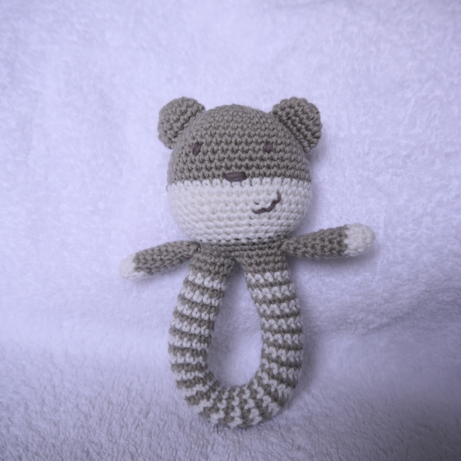 Is it a toy teddy rattle free pattern teddy rattle free pattern bankloansurffo Choice Image