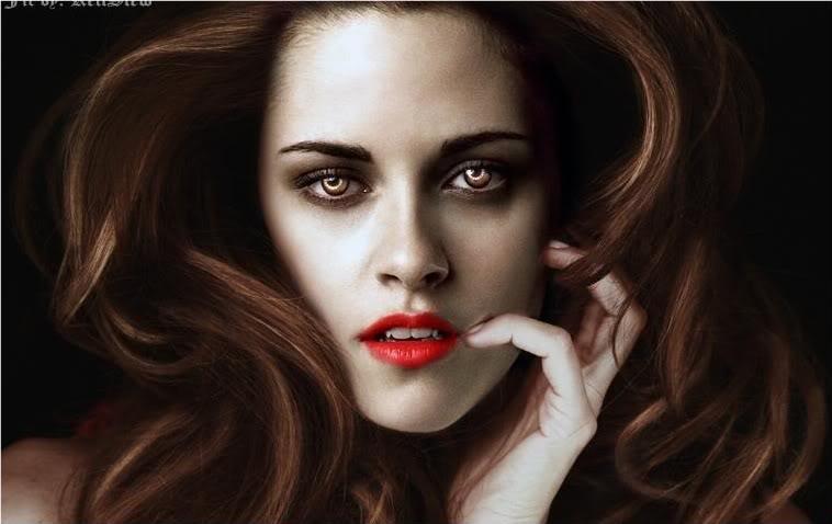sexy male vampire cum