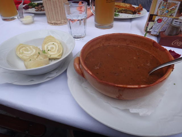 traditional goulash