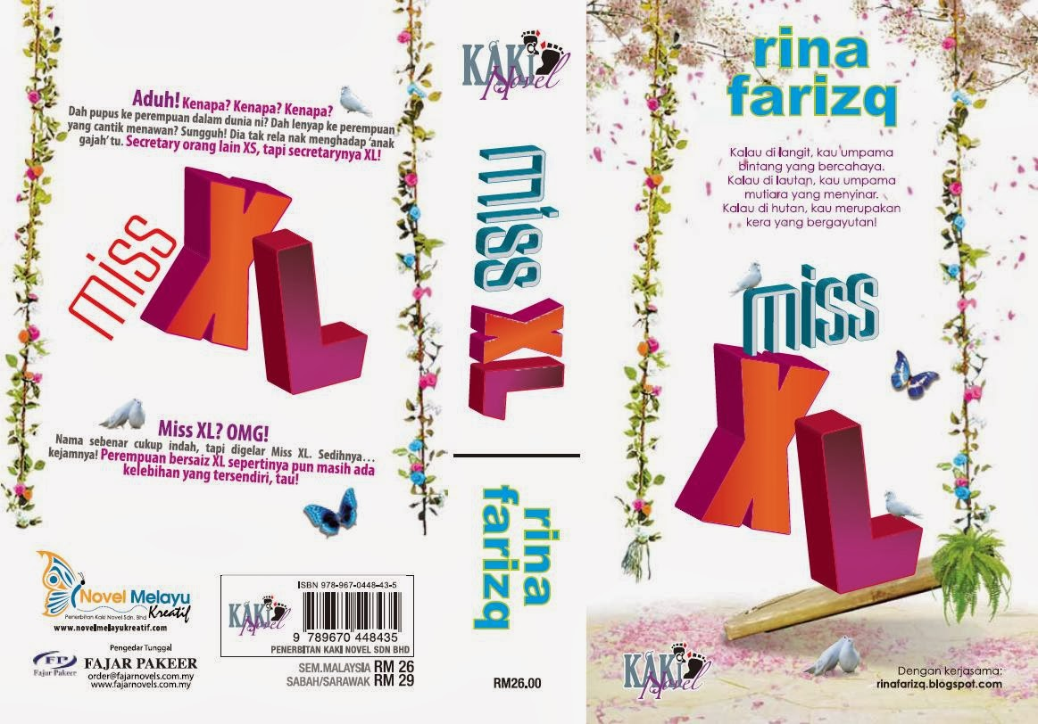 Novel Ketiga : MISS XL
