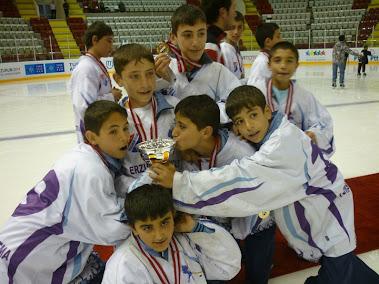 U14 Regional Champs 2010-11