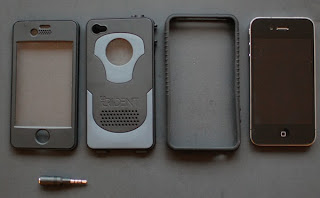 Trident iPhone Case