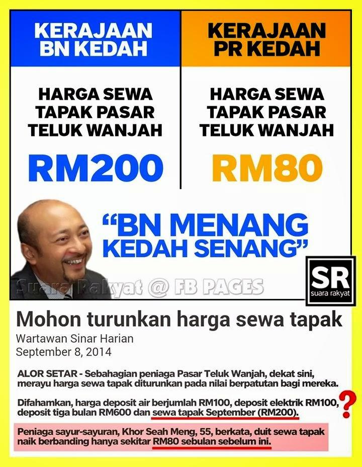 Terima Kasih Dan Sokong Lagi Ini Hadiah Buat Peniaga Di Alor Setar Kedah