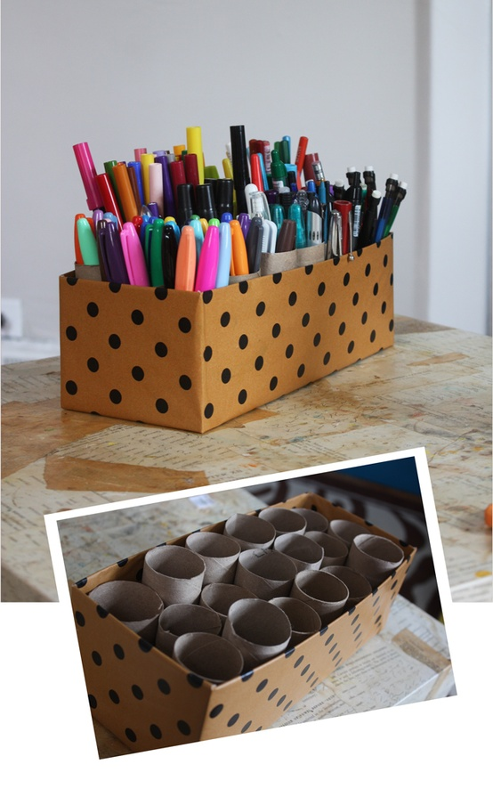 reciclar - organizar - decorar
