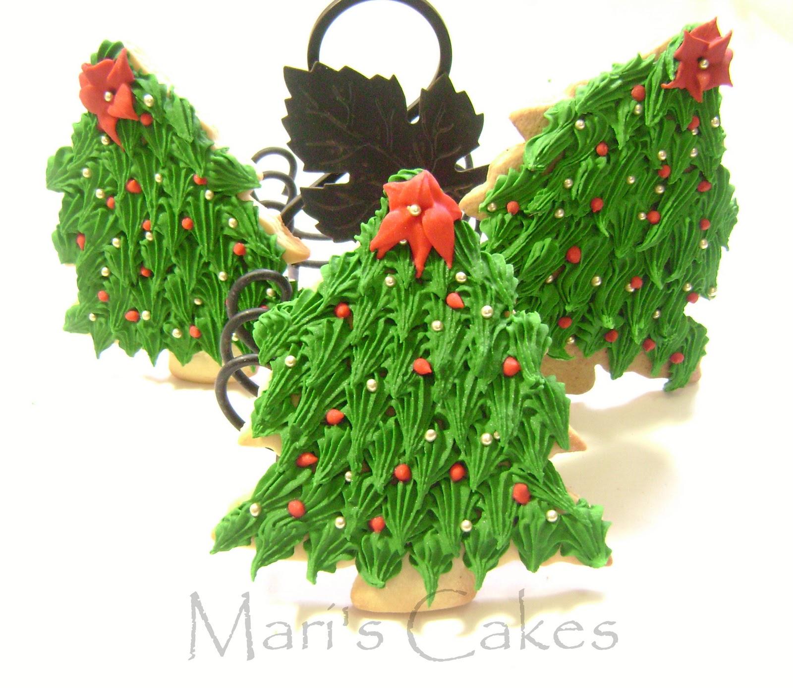 Decorar Galletas Arbol De Navidad Con Glaseado