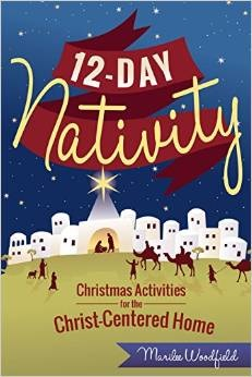 12 Day Nativity Book