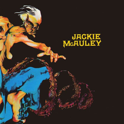 Jackie McAuley - Jackie McAuley 1971 (UK, Folk-Rock, Pop-Rock)