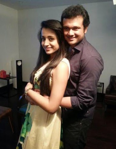 trisha and varun manian