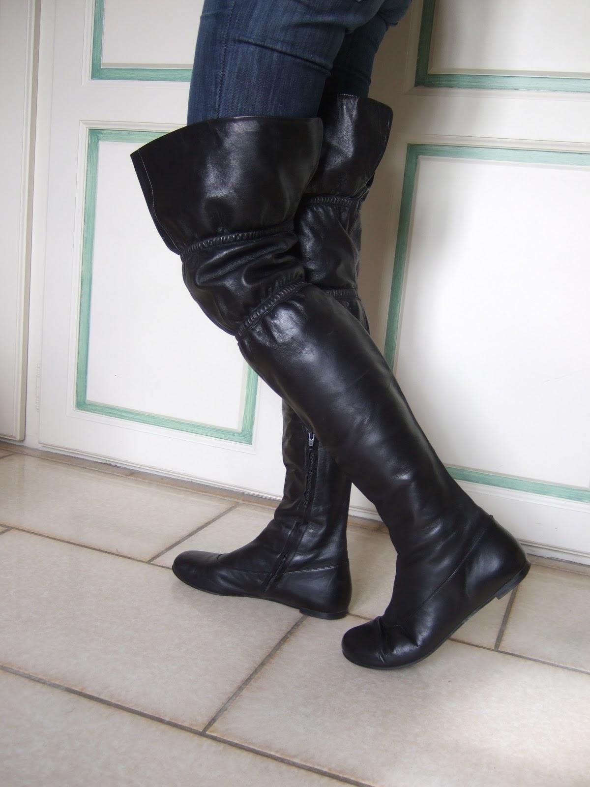 boot vendues cuissardes espace noires 39 99 75. Black Bedroom Furniture Sets. Home Design Ideas
