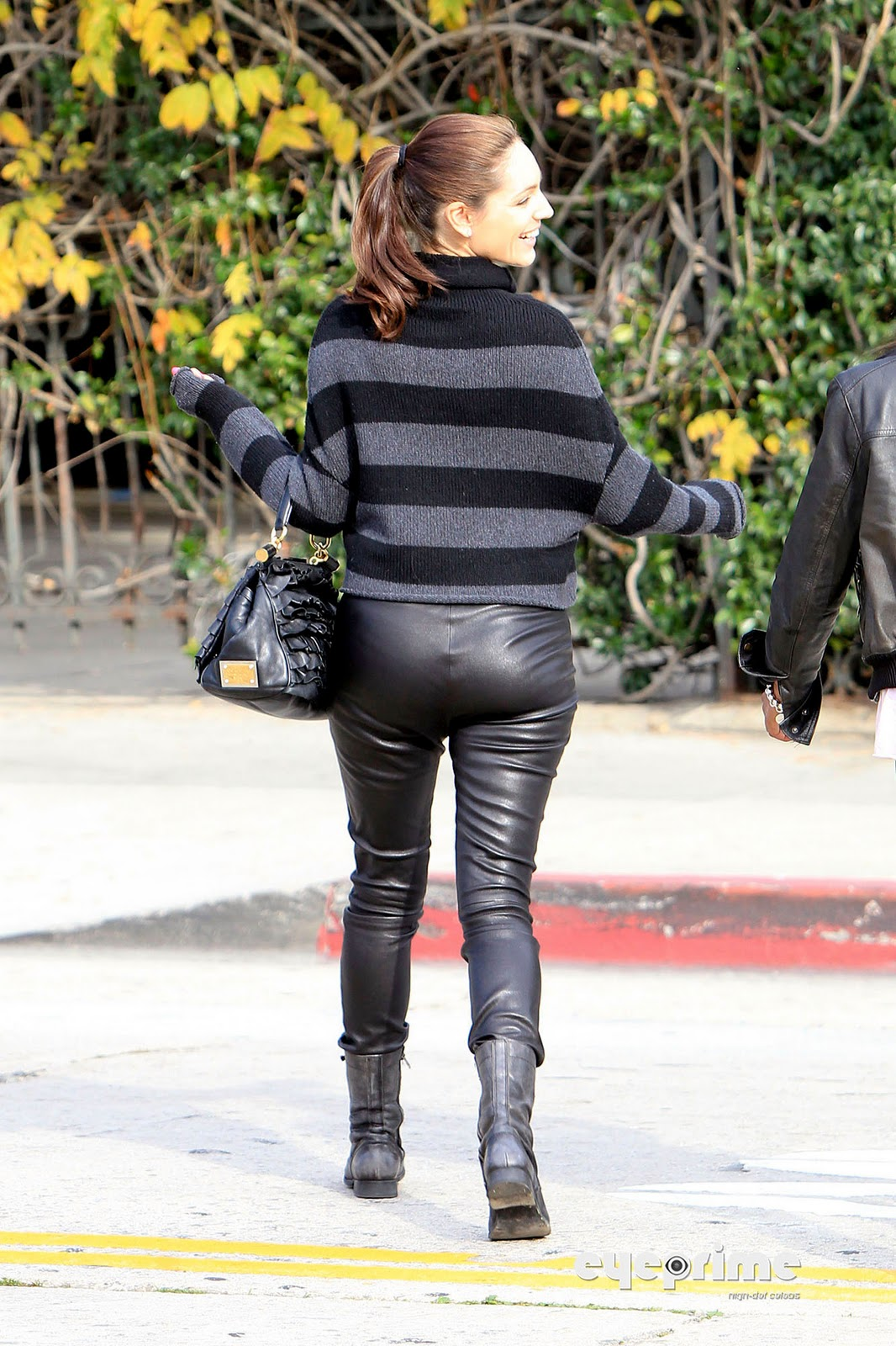 leather fashion lovers  kelly brook