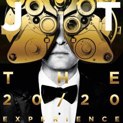 The 10 Worst Album Cover Artworks of 2013: 04. Justin Timberlake - The 20/20 Experience – 2 of 2