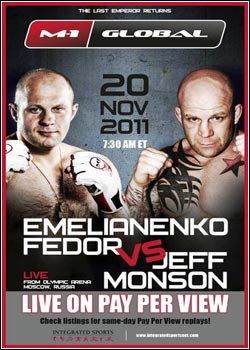 download M-1 Global Fedor vs. Monson 2011 Luta