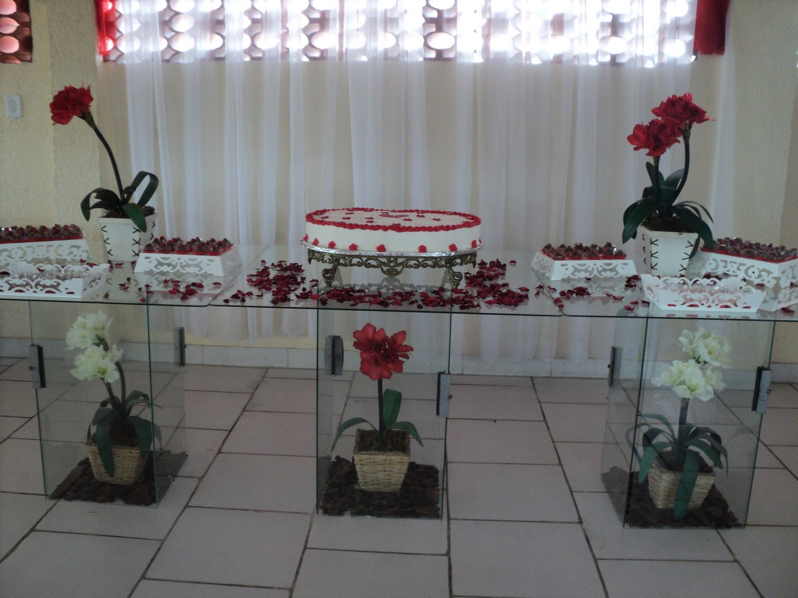 decoracao festa noivado : decoracao festa noivado:Dri Vergasta: Decoração Noivado – Vanessa e Jordão