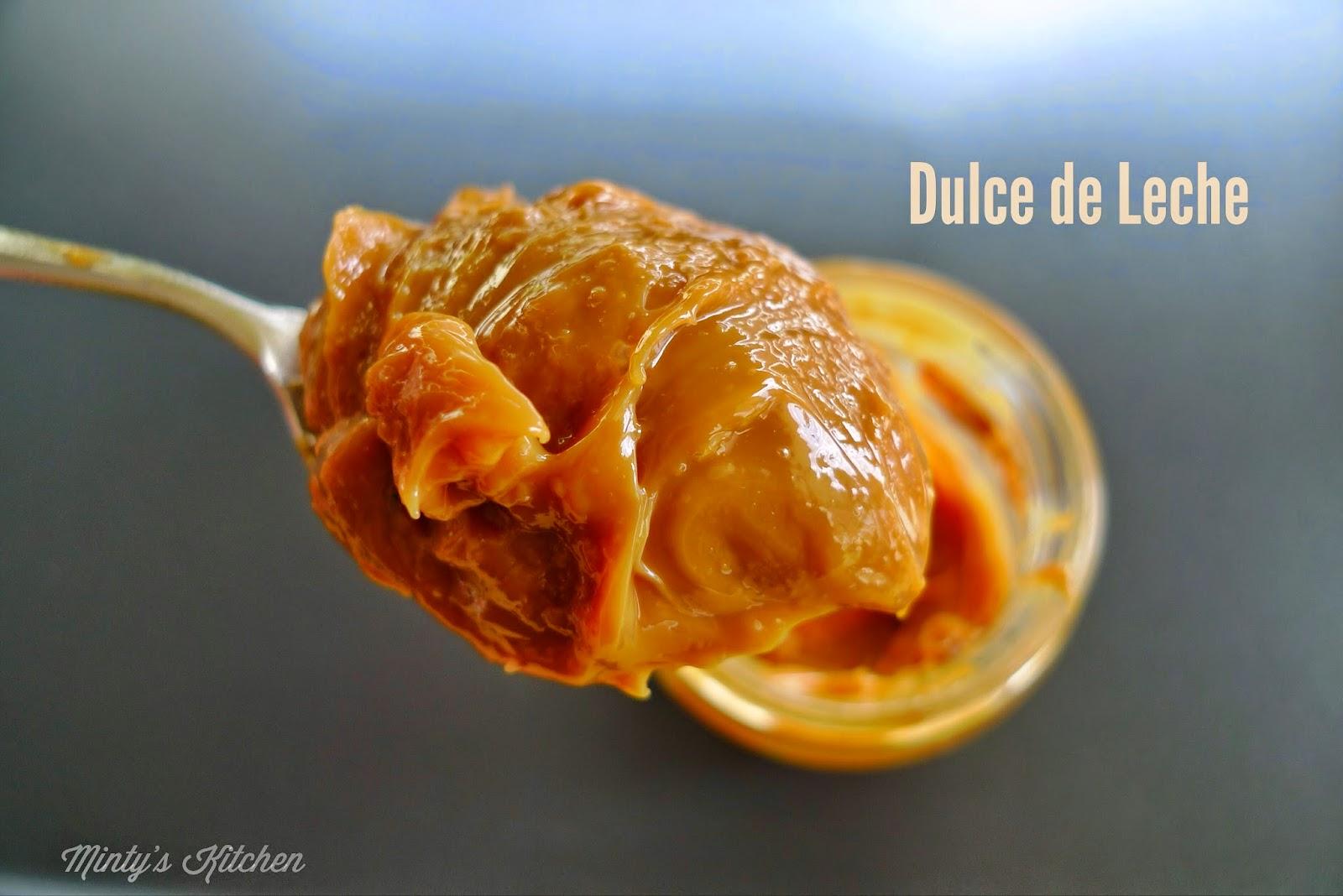 Minty's Kitchen: Mini Dulce de Leche Cheesecake