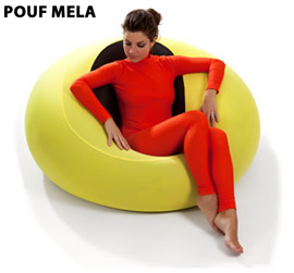 Pouf Mela