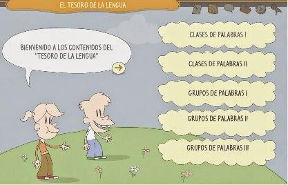 CLASES Y GRUPOS DE PALABRAS