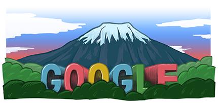 Doodle Japão