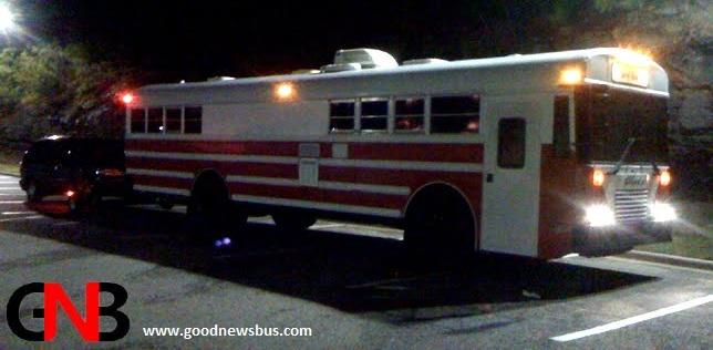 School Bus RV Conversion Skoolie Project - Good News Bus