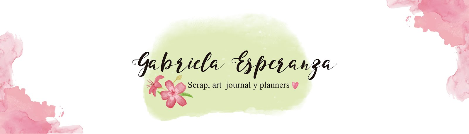 Gabriela Esperanza Scrapbooking.