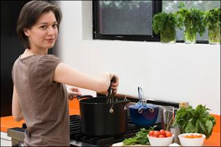 """Khắc phục """"sự cố"""" trong bếp"""