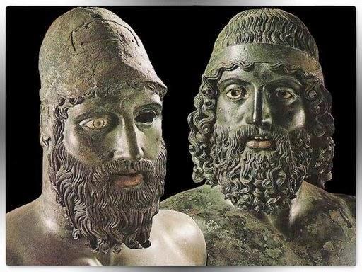 I BRONZI DI RIACE TORNANO AL MUSEO DELLA MAGNA GRECIA DI REGGIO CALABRIA