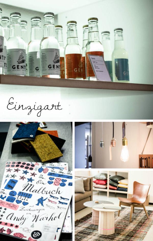 Designtour Zürich: Eigenart