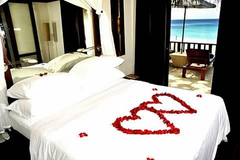 Ideas como decorar una habitaci n para una noche - Como enfriar una habitacion ...