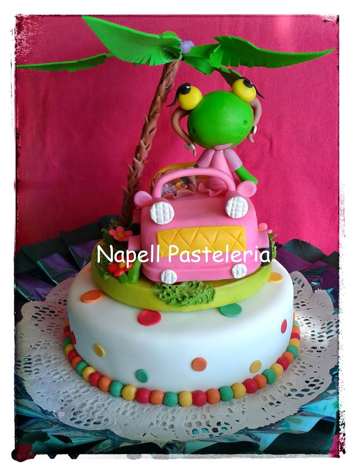Torta Pepa