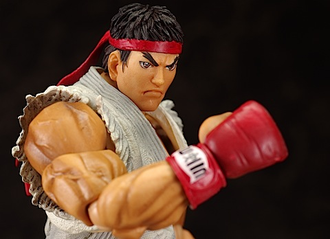Play Arts Kai Street Fighter Ryu