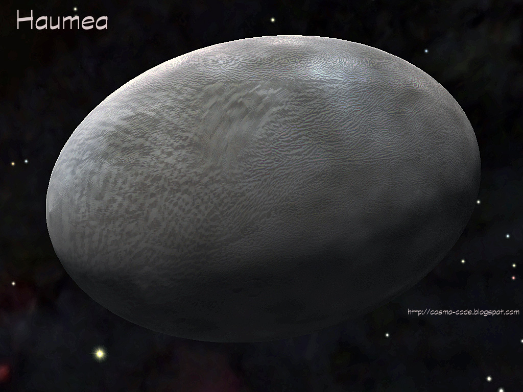 dwarf planets haumea - photo #16