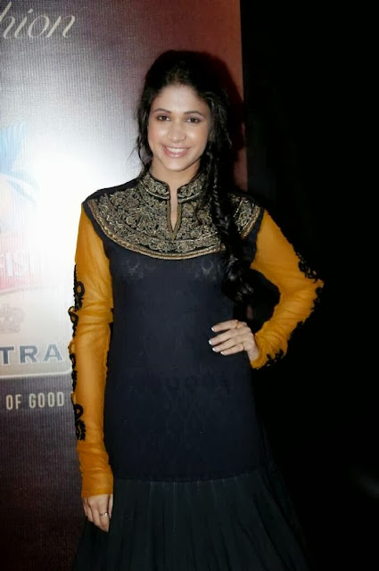 Lavanya Tripathi at Kingfisher Ultra HIFW 2013