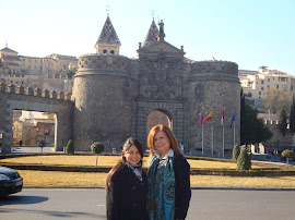Visita a Toledo - España 26 feb. 2012.