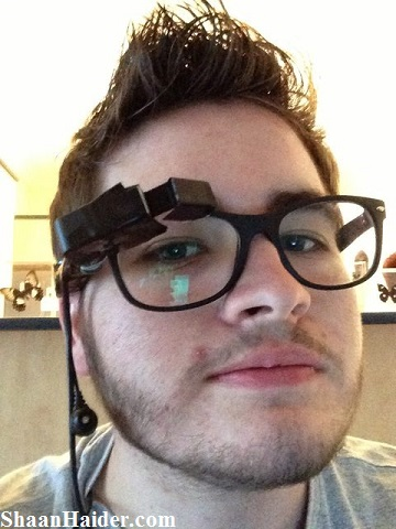 Make Your Own Google Glass Flass