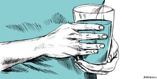10 Simple Things That Can Improve The Way You Feel - Have a drink of water.