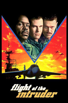 Poster Of Free Download Flight Of The Intruder 1991 300MB Full Movie Hindi Dubbed 720P Bluray HD HEVC Small Size Pc Movie Only At exp3rto.com
