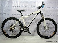 26 Inch Forward Fousto 2.0 27 Speed Shimano Alivio HardTail Mountain Bike