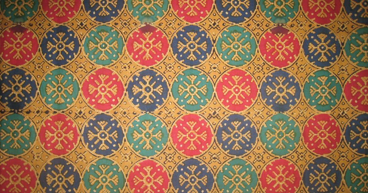 Daqu Batik: Batik Motif Jlamprang Pekalongan