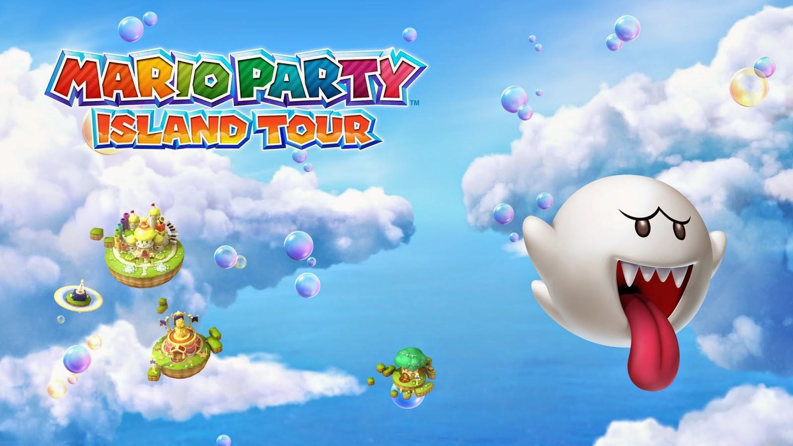 Mario Party World Tour