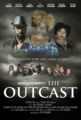 Silver Achugamonye Shoots Another Blockbuster, 'The Outcast'