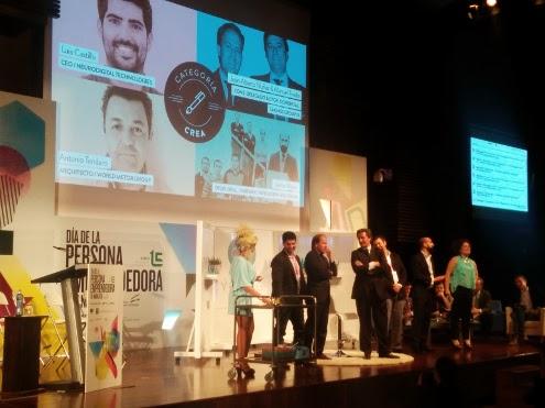 Concurso de ideas emprendedoras de Andalucia